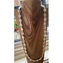 Shell Flower Necklace