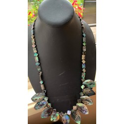 Trible -Abalone-Necklace